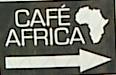 Cafe Africa sign