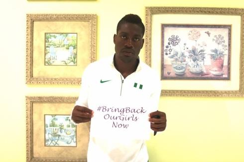 Amechi Morton, Nigerian 400m Runner