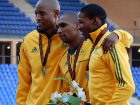 South Africa dominated most of the field events at the African Championships in Marrakech and emerged overall winners of the competition. (Photo Credit: AthleticsAfrica)